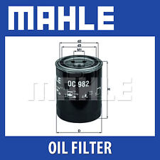 Mahle Oil Filter OC982 - Fits Subaru Forester, Outback Diesel