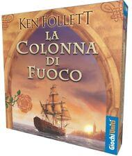 La Colonna di Fuoco, Gioco da Tavola, Nuovo by Giochi Uniti, Italiano