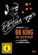 DOKUMENTATION - B.B.KING-THE LIFE OF RILEY  DVD NEU