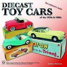 Diecast Toy Cars of the 1950s and 1960s Book Brand New Dinky Corgi Matchbox etc