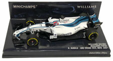 Minichamps Williams FW40 #40 Abu Dhabi Test Nov. 2017 - Robert Kubica 1/43 Scale