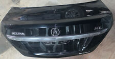 2009 2010 2011 2012 Acura RL Trunk Lid W/ Camera COMPLETE!