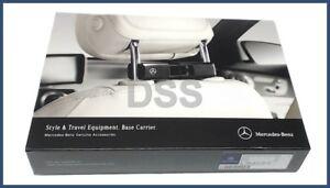 New Genuine Mercedes Style & Travel Coat Bracket Base 0008103300