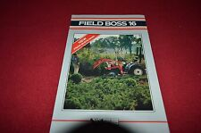 White Field Boss 16 Tractor Dealer's Brochure DCPA