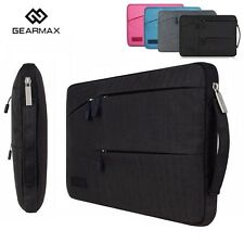 411a3d6ef8 Gearmax Waterproof Laptop Sleeve Case Carry Bag for Macbook Air Pro 13