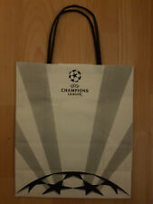 Original Official UEFA Champions League Paper bag small