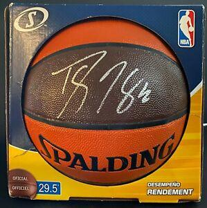Signed NBA Basketball Autographed Dwight Howard Magic Rocket Lakers Sixers JSA