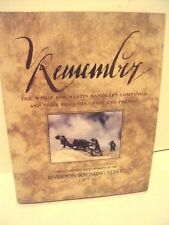 REMEMBER WILLIE & MARTIN HANDCART COMPANIES & THEIR RESCUERS (LDS BOOKS)