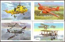 CIGARETTE CARDS.Castella Cigars.BRITISH AVIATION.(Large).(1994).(Full Set of 30)
