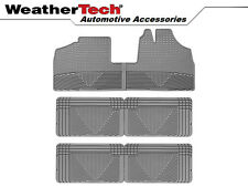 WeatherTech All-Weather Floor Mats - 1999-2004 - Honda Odyssey - Grey