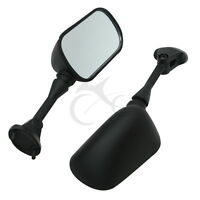 Side Rearview Rear View Mirrors For Kawasaki Ninja ZX6R ZX-6R ZX636 05 06 07 08