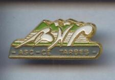 RARE PINS PIN'S .. BANQUE BNP ASC AGENCE TARBES 65  ~2A
