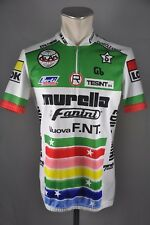 MURELLA Fanini Look vintage Radtrikot Gr. XL 5 BW 55cm jersey Fahrrad Trikot T7