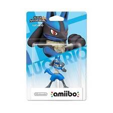 Nintendo Super Smash Bros Amiibo Lucario Toysrus WiiU 3ds US Version