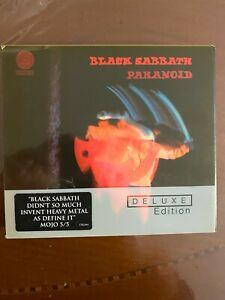 BLACK SABBATH - Paranoid - CD Deluxe Edition 2 CD + DVD Quadraphonic Mix