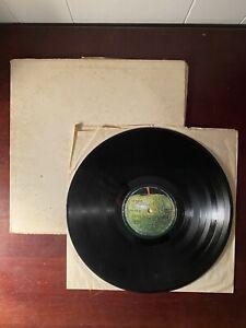 The Beatles White Album Vinyl LP Record Album SWBO 101 Apple Records