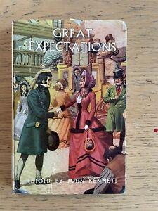 Great Expectations | Charles Dickens | retold John Kennet Vintage Hardback 1961