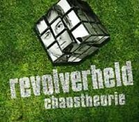 "REVOLVERHELD ""CHAOSTHERORIE"" CD FUSSBALL RE-EDITION NEU"