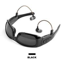 gafas sol cámara HD1080P bluetooth reproductor MP3 foto grabadora video negro
