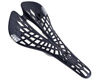 MTB Cycling Bicycle Bike Hollow Out Seat Saddle Cushion Breathable Comfort Pad