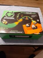 DaGeDar Supercharged Ball Bearing Toy Track Set High Speed Score Zone Raceway