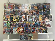 Superman The Man Of Steel Dc 75 Lot Comic Book Comics Set Run Collection Box