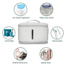 Portable UV Sterilizing Bag LED UVC Light Disinfection Bag USB Sterilizer Box US