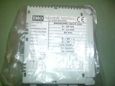 IMO ...........4002ALMHL-AAXX-6AB INDUSTRIAL INTERFACE.... 4004ALM NEW PACKAGED