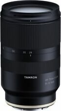 Tamron 28-75mm f2,8 Di III RXD Sony E-Mount Tamron Objektive für Sony E-Mount