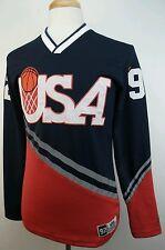 Lemar & Dauley USA Old School Retro Hockey Style Jersey Size Adult Small S