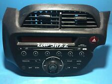 2010 Honda Jazz 39100-TF3-E600-XB Radio Stereo CD Player