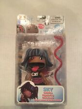 Little Big Planet Series 2 SKY 4in Action Figure LBP video game toys
