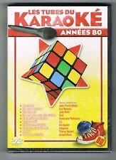 ♫ - LES TUBES DU KARAOKÉ - ANNÉES 80 - DVD NEUF NEW NEU - ♫
