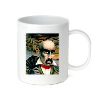 Coffee Cup Travel Mug 11 15 Oz Goth Horror Dracula Monster Fantasy