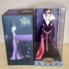 Disney Villains Designer Collection Doll Limited Edition Evil Queen #9815/13000