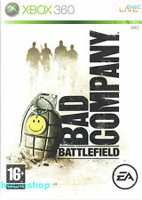 Battlefield: Bad Company Microsoft Xbox 360 16+ Shooter FPS Game