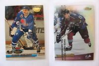 1993-94 Stadium Club #424 Gusarov Alexei  member's only parallel  nordiques