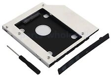 2nd Hard Drive HDD SSD Tray Caddy for ASUS S550 S551 X550 X550J X550L N550 K550