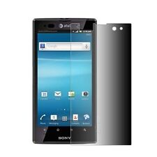 SCREEN PROTECTOR PRIVACY ANTIESPIA SONY XPERIA ST21i ST23i ST15i LT22i MT27i