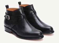 NWT Frye Dorado Jodphur Leather Ankle Boot, Style 75570,Black sz 8M -  $448