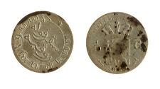 s1170_284) NETHERLANDS INDIES - INDIE OLANDESI 1/10 GULDEN  AG 1858