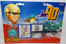 JOE 90 : JOE MCLAINE SPECIAL AGENT KIT CARDED SET BY VIVID IMAGINATIONS IN 1994