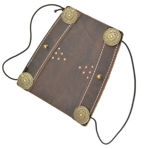 Cow Leather Arm Guard Bracer Protector Gear Traditional Archery Bow Shooting