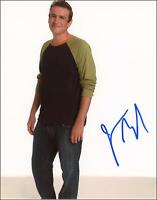 "Jason Segel ""How I Met Your Mother"" AUTOGRAPH Signed 'Marshall' 8x10 Photo ACOA"