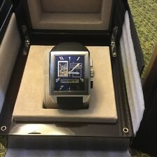 Genuine Zenith Port Royale Open Automatic w/ Box, Auth Card, books, $12,200 NIB