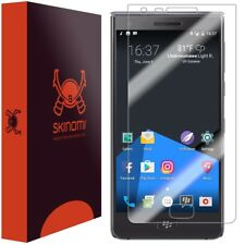 Skinomi Clear Screen Protector Film Cover for BlackBerry Motion