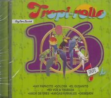 Tropi Rollo 16 CD New Sealed Nuevo