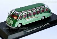 KASSBOHRER SETRA S8 1951 1:72 bus model car die cast buses diecast toy miniature