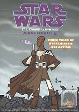 STAR WARS CLONE WARS ADVENTURES VOLUME 2 TRADE PAPERBACK DARK HORSE COMICS
