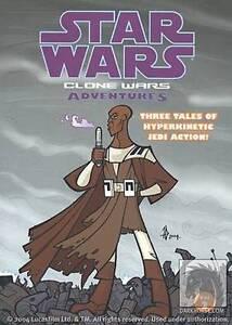 STAR WARS CLONE WARS ADVENTURES VOLUME 2 TRADE PAPERBACK DARK HORSE COMICS